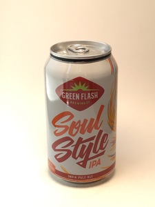 Green Flash - Soul Style IPA (12oz Can)